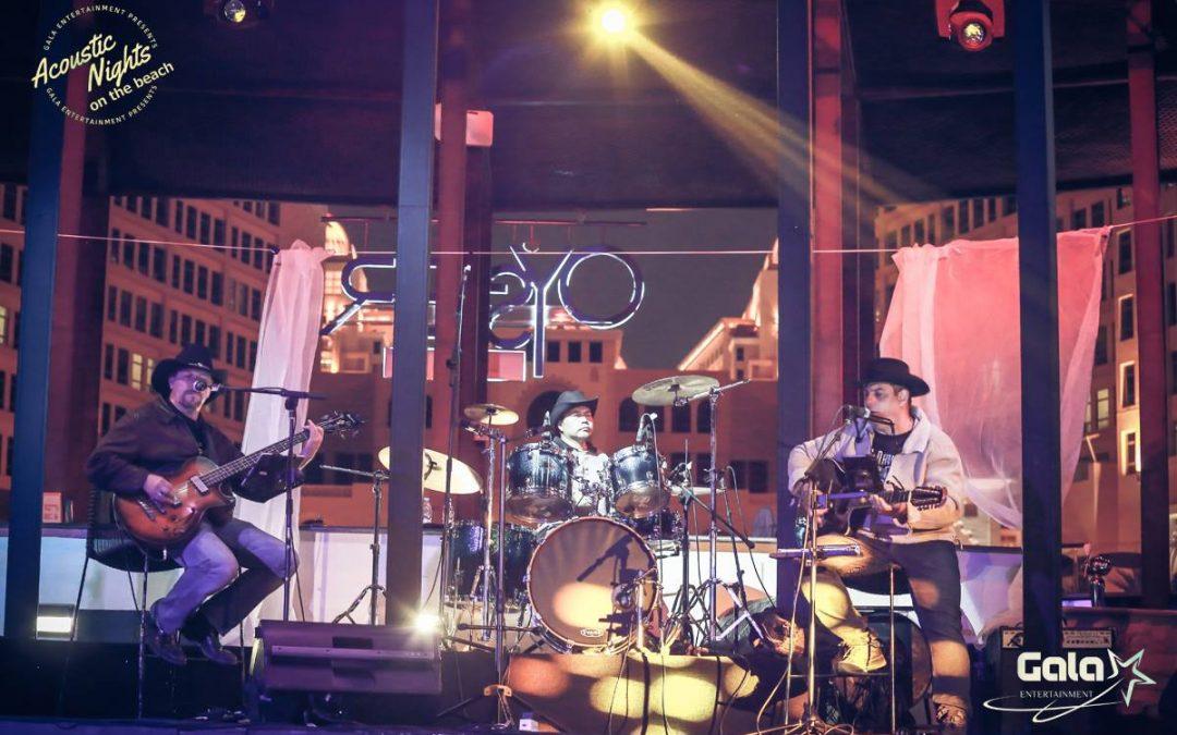 Classic Rock & Blues Trio – TR 31